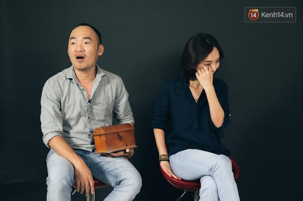 Tiến Luật xúc động kể chuyện cầu hôn bạn gái mê phim Hàn Thu Trang chỉ với 15k - Ảnh 1.