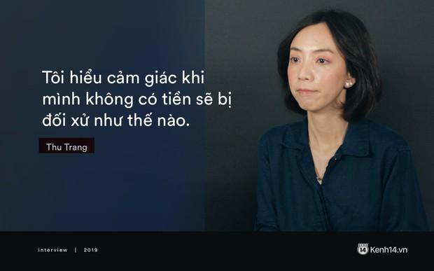 Thu Trang: Tôi chấp nhận anh Luật ăn bánh trả tiền, nhưng đừng bao nuôi hay dính đến người trong nghề! - Ảnh 8.