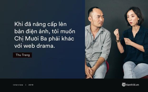 Thu Trang: Tôi chấp nhận anh Luật ăn bánh trả tiền, nhưng đừng bao nuôi hay dính đến người trong nghề! - Ảnh 1.