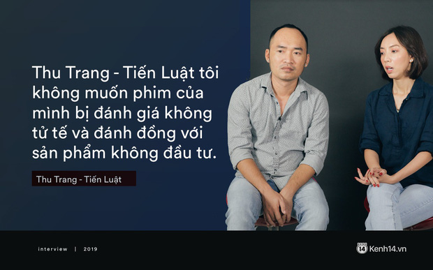 Thu Trang: Tôi chấp nhận anh Luật ăn bánh trả tiền, nhưng đừng bao nuôi hay dính đến người trong nghề! - Ảnh 6.