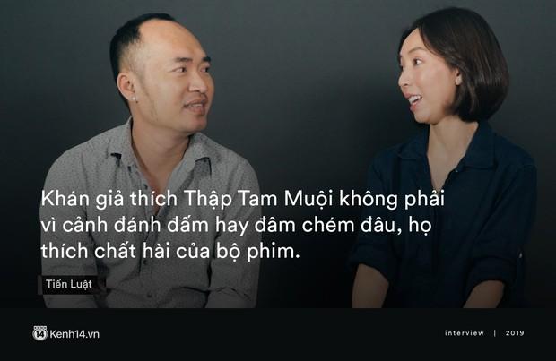 Thu Trang: Tôi chấp nhận anh Luật ăn bánh trả tiền, nhưng đừng bao nuôi hay dính đến người trong nghề! - Ảnh 3.
