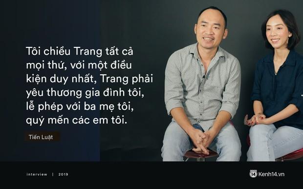 Thu Trang: Tôi chấp nhận anh Luật ăn bánh trả tiền, nhưng đừng bao nuôi hay dính đến người trong nghề! - Ảnh 9.