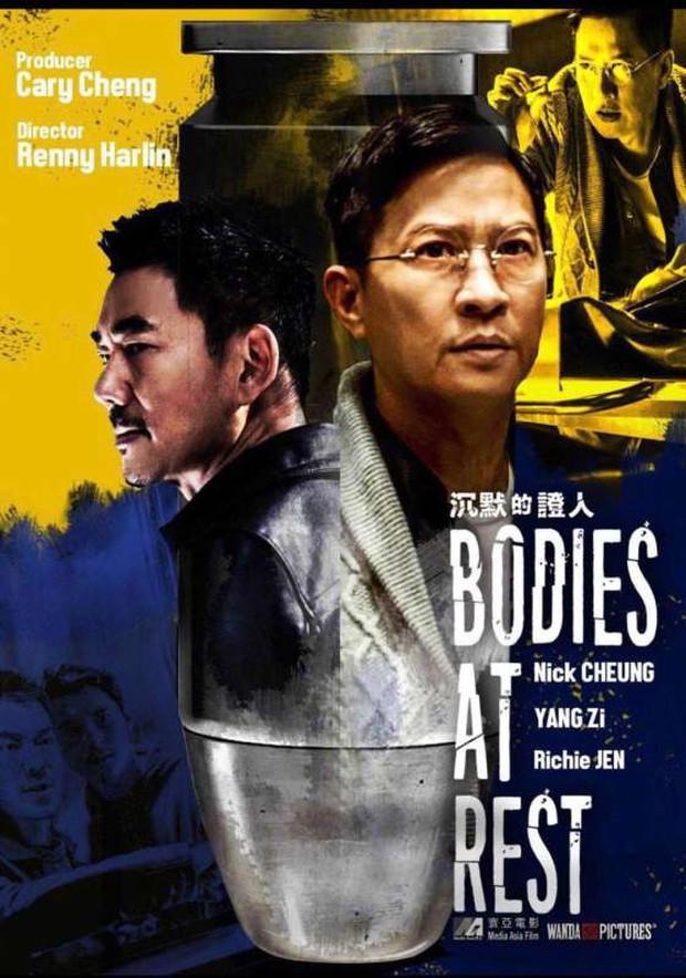 Điện ảnh Hoa Ngữ tháng 4: Trần Hiểu diễn cảnh nóng đối đầu bà xã Trần Nghiên Hy - Ảnh 10.