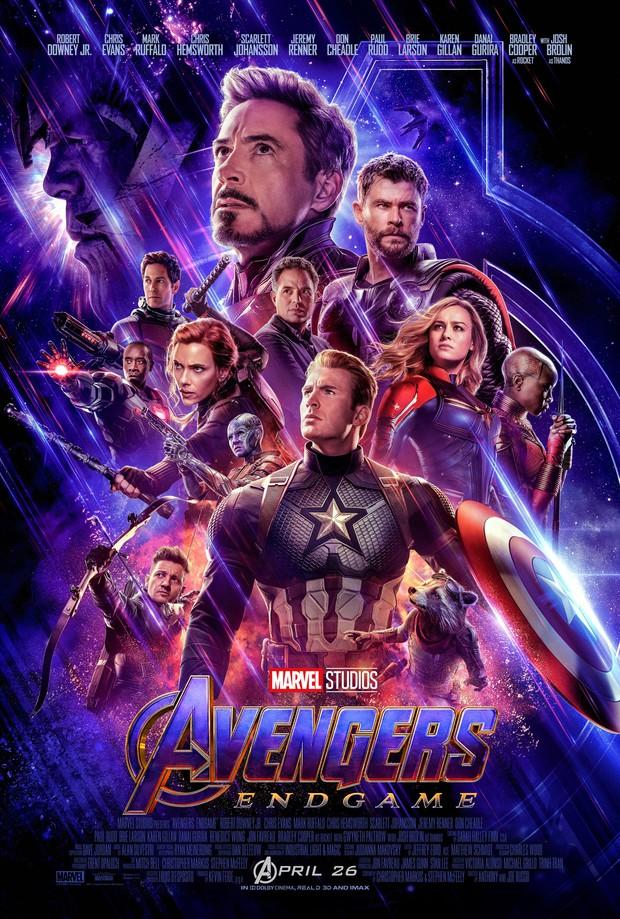 Phòng vé tháng 4 này: Hai vũ trụ điện ảnh vĩ đại nhất đối đầu, Trương Ngọc Ánh sánh vai sao Diệp Vấn 4! - Ảnh 7.