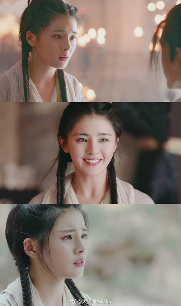 Có ai ngờ thánh nữ Tiểu Chiêu của Tân Ỷ Thiên Đồ Long Ký từng đóng toàn cảnh 18+ táo bạo thế này - Ảnh 2.