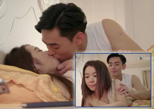 Có ai ngờ thánh nữ Tiểu Chiêu của Tân Ỷ Thiên Đồ Long Ký từng đóng toàn cảnh 18+ táo bạo thế này - Ảnh 12.