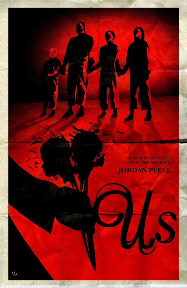 Gây tranh cãi và đầy ẩn dụ, Us đã thay đổi cách nhìn của cả thế giới về phim kinh dị - Ảnh 3.