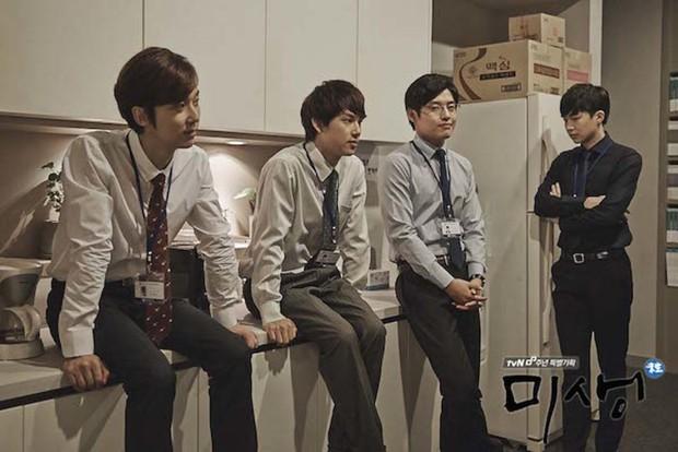 5 phim Hàn không dành cho nhà tuyển dụng: Xem xong chỉ muốn nghỉ việc cho thật nhanh! - Ảnh 5.