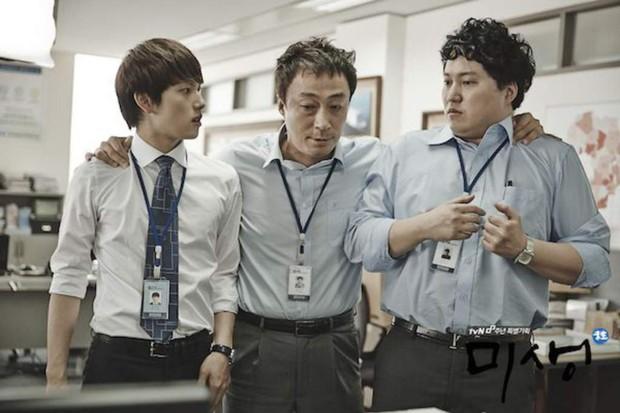 5 phim Hàn không dành cho nhà tuyển dụng: Xem xong chỉ muốn nghỉ việc cho thật nhanh! - Ảnh 6.