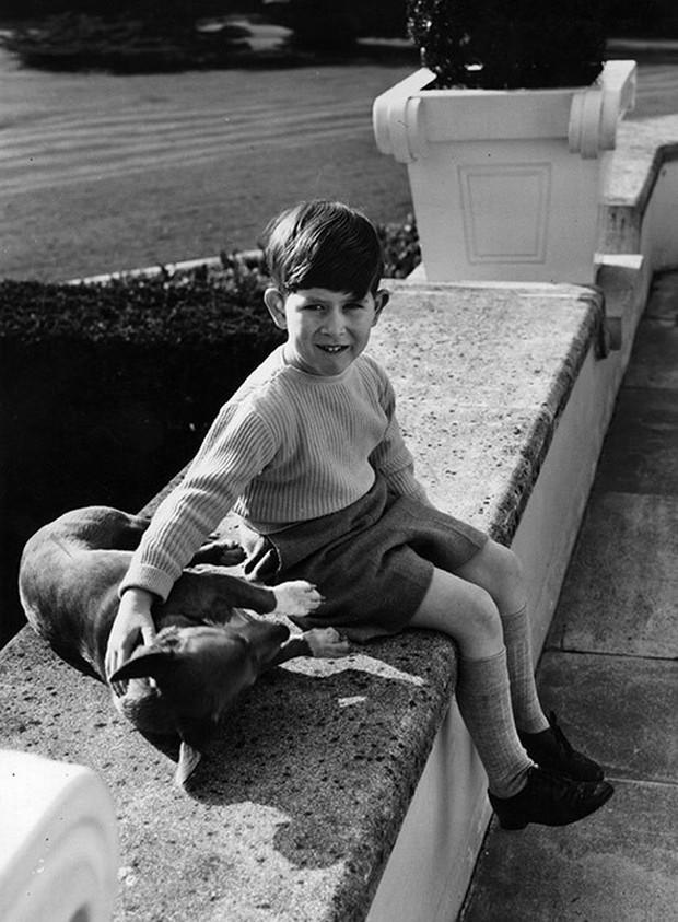 Ngược dòng thời gian để ngắm nhìn vẻ xinh xắn đáng yêu của các tiểu công chúa, tiểu hoàng tử Hoàng gia Anh ở tuổi lên 5 - Ảnh 5.