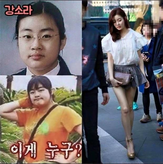 Những màn thay đổi ngoại hình gây sốc nhất lịch sử Kbiz: Kẻ từ kém sắc đổi đời thành nữ thần, người giảm 70kg - Ảnh 6.