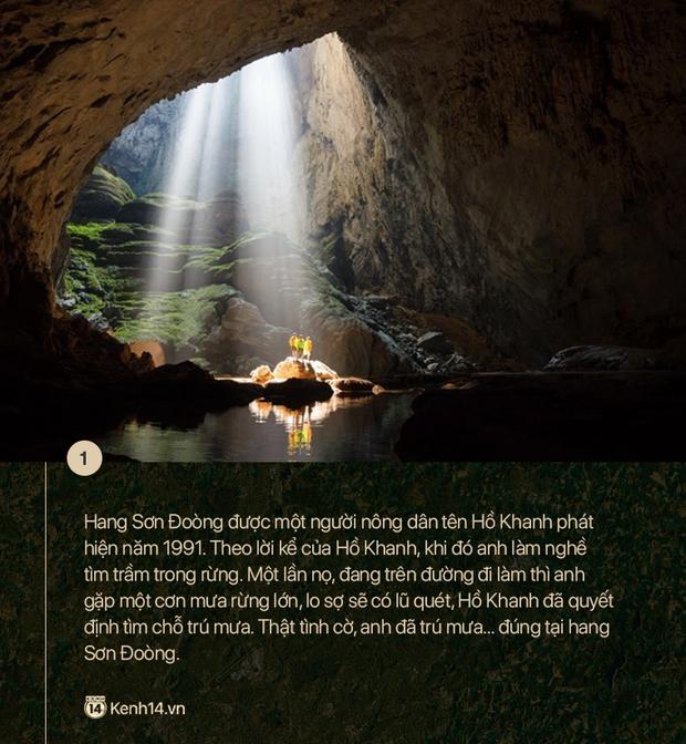 Hé lộ 8 sự thật không phải ai cũng biết về hang Sơn Đoòng: Số người từng đến đây còn ít hơn số người từng lên mặt trăng! - Ảnh 1.