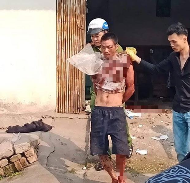 Lạng Sơn: Con trai chém bố mẹ trọng thương lúc rạng sáng - Ảnh 1.