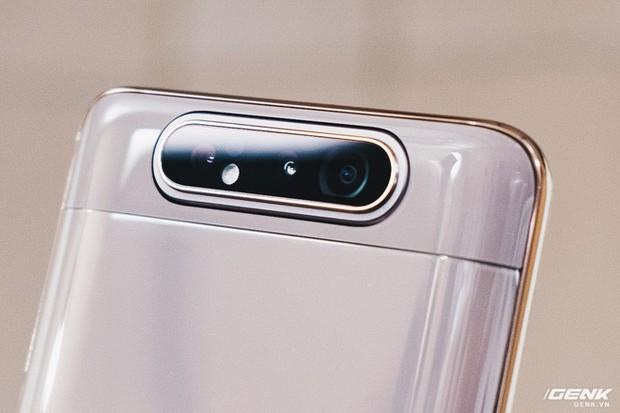 Đây là Samsung Galaxy A80: Camera xoay lật, màn hình New Infinity không tai thỏ, camera 48MP - Ảnh 9.
