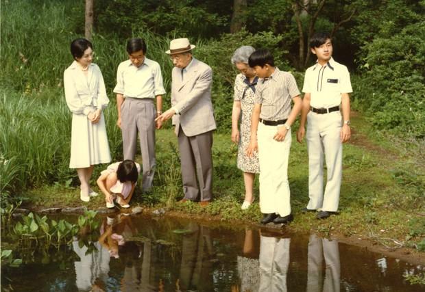 Chuyện tình lãng mạn 60 năm của Vua và Hoàng hậu Nhật Bản: Dù bao năm đi nữa vẫn vui vẻ chơi tennis cùng nhau - Ảnh 9.