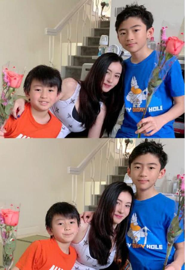 Trương Bá Chi đang ung thư giai đoạn 3, giao toàn quyền nuôi 3 đứa con thơ cho Tạ Đình Phong? - Ảnh 4.