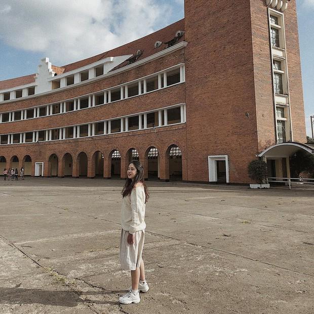 Trường Cao đẳng Sư phạm Đà Lạt thông báo ngưng nhận du khách vào tham quan, giới trẻ lại mất một chỗ check-in thân quen - Ảnh 4.