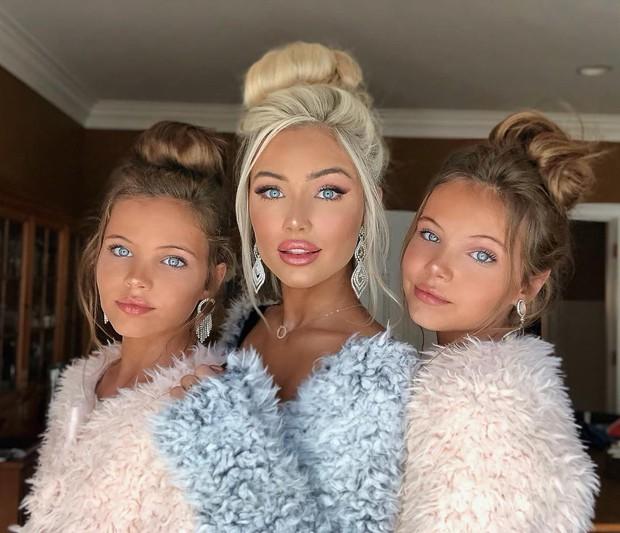 Thí sinh Hoa hậu Mỹ 2019 gây sốt với vẻ đẹp Barbie sống nhưng nhan sắc của dàn chị em ruột còn đáng chú ý hơn cả - Ảnh 14.