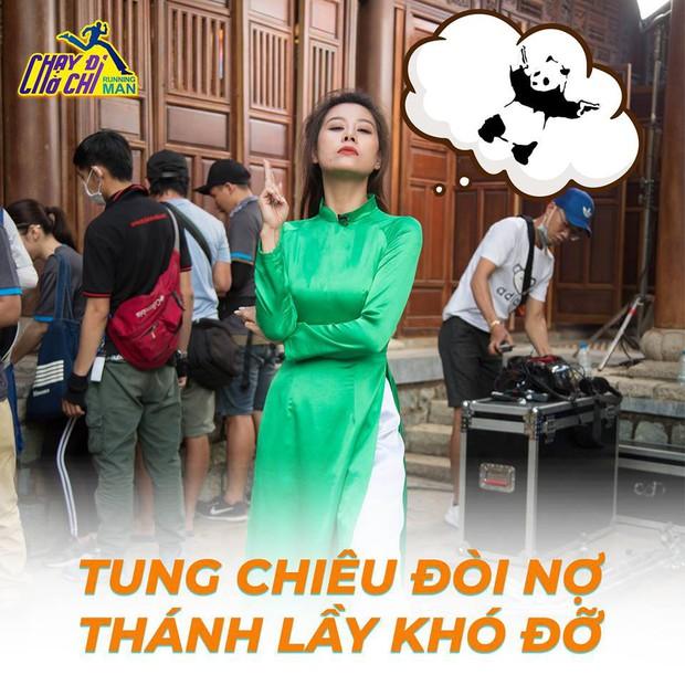 Nhờ thuật ẩn thân bằng... áo dài, Song Ji Hyo từng trở thành trùm cuối khi Running Man đến Việt Nam - Ảnh 8.