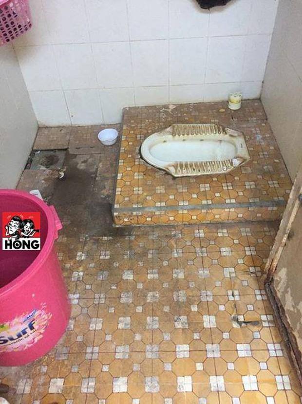 Lại xuất hiện một gái ở bẩn đến giật mình: Quần áo đồ đạc vứt la liệt đến bốc mùi, nhà vệ sinh ố vàng không dám đặt chân - Ảnh 5.