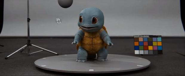 Xỉu lên xỉu xuống với độ moe của dàn Pokémon đi thử vai trong Detective Pikachu - Ảnh 12.