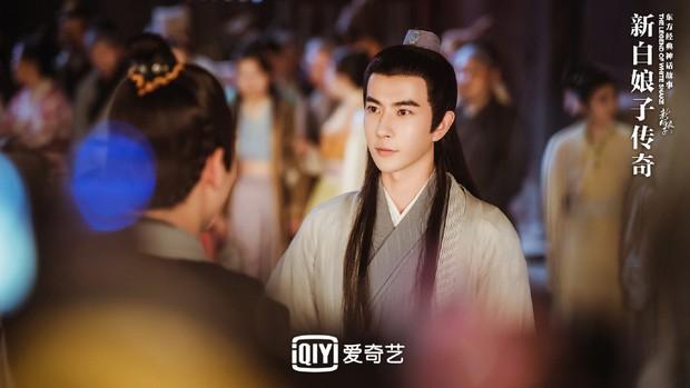 Phát hiện biên kịch Tân Bạch Nương Tử Truyền Kỳ là fan cuồng Hoàn Châu Cách Cách nhờ chi tiết này - Ảnh 10.