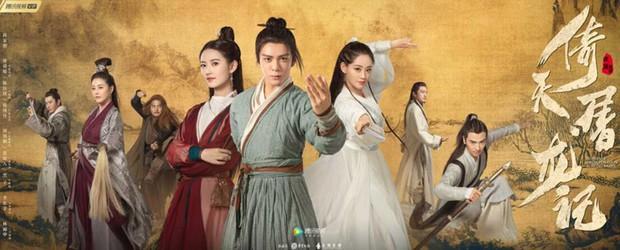 Truyền hình Hoa ngữ đầu năm 2019: Ngoài lệnh cấm cổ trang vô hại là đại tiệc mỹ nhân + thịt tươi mới - Ảnh 3.