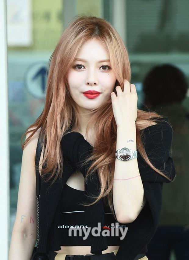 Màn đọ sắc gay cấn của dàn mỹ nhân Hàn: Black Pink siêu xinh, nhưng Hyuna lại chiếm spotlight vì gương mặt đơ cứng - Ảnh 14.