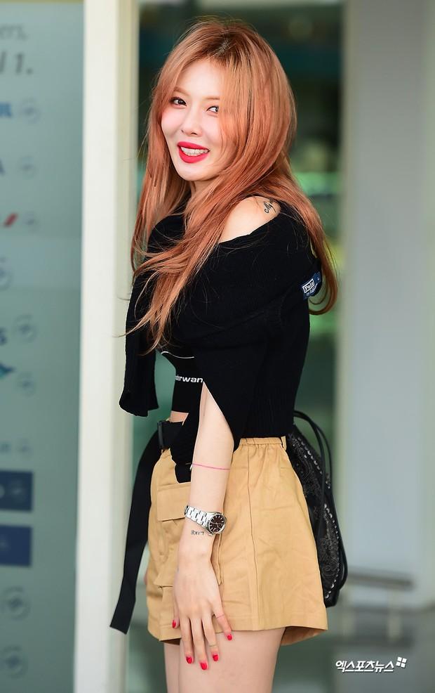 Màn đọ sắc gay cấn của dàn mỹ nhân Hàn: Black Pink siêu xinh, nhưng Hyuna lại chiếm spotlight vì gương mặt đơ cứng - Ảnh 16.