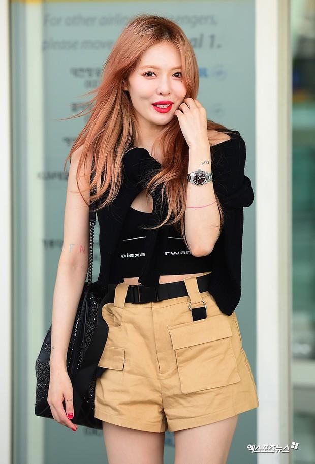 Màn đọ sắc gay cấn của dàn mỹ nhân Hàn: Black Pink siêu xinh, nhưng Hyuna lại chiếm spotlight vì gương mặt đơ cứng - Ảnh 15.