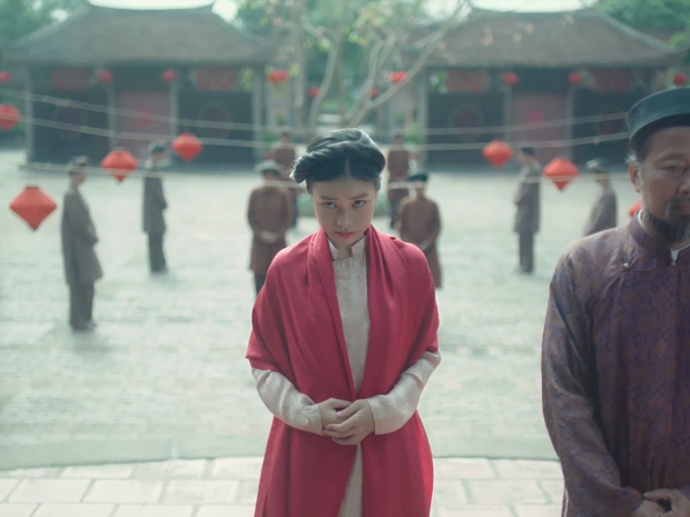 Người Vợ Ba tung teaser gây sốc với cảnh húp trứng từ bụng trinh nữ kiểu sushi geisha - Ảnh 3.