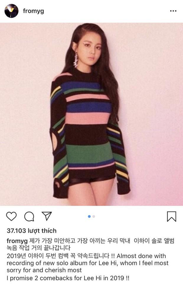 Sau Black Pink, nghệ sĩ nào nên được YG lựa chọn để bắn phát súng tiếp theo trong năm 2019 ? - Ảnh 6.