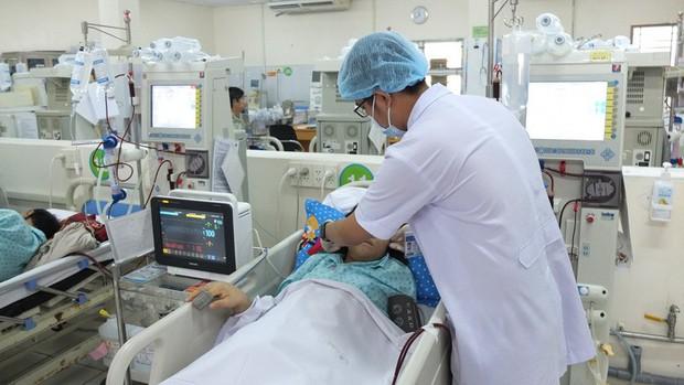 Thận bị tổn thương vĩnh viễn sau khi dùng sản phẩm giảm cân không rõ nguồn gốc - Ảnh 1.