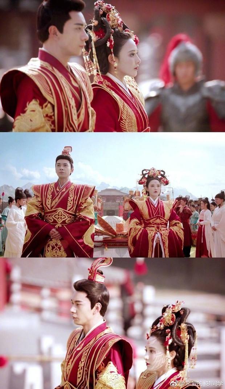 Khổ thân Chi Pu, quay MV cổ trang nhưng lại bị fan bảo là... cosplay Đông Cung - Ảnh 6.