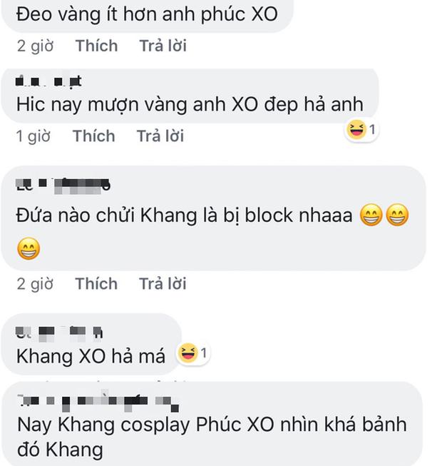 Confetti: Nguyên Khang đeo vàng, mặc đồ Hip Hop, cư dân mạng đồng loạt gọi tên Phúc XO - Ảnh 5.