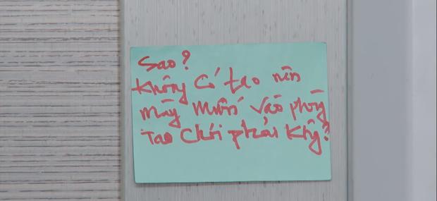 Góc nhặt sạn Gia Đình Là Số 1 phần 2: Lam Chi viết chữ kiểu người lớn, Tâm Anh bỗng hóa thần đồng? - Ảnh 4.