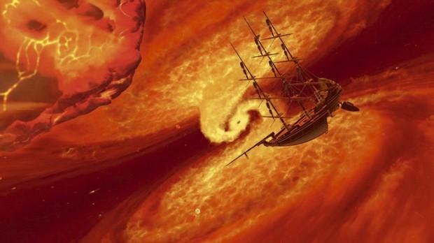 Trước khi bị chụp thật sự, hố đen vũ trụ được chém trong phim Hollywood ra sao? - Ảnh 3.