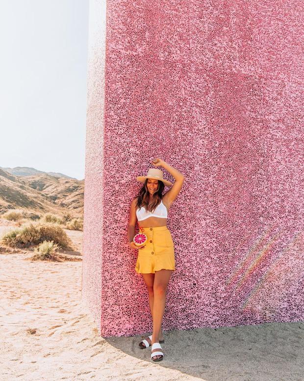 Trai xinh gái đẹp toàn thế giới hội tụ, Coachella - lễ hội âm nhạc lớn nhất hành tinh chính thức khai màn - Ảnh 12.