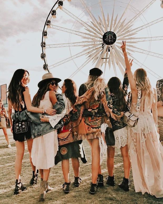 Trai xinh gái đẹp toàn thế giới hội tụ, Coachella - lễ hội âm nhạc lớn nhất hành tinh chính thức khai màn - Ảnh 3.