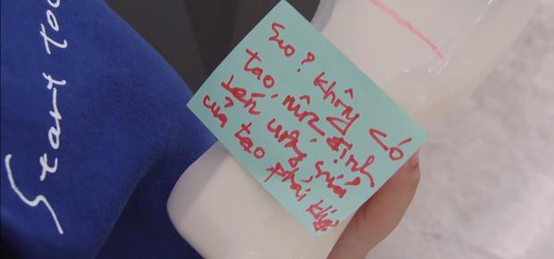 Góc nhặt sạn Gia Đình Là Số 1 phần 2: Lam Chi viết chữ kiểu người lớn, Tâm Anh bỗng hóa thần đồng? - Ảnh 3.
