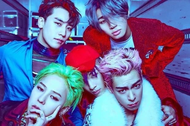 Nhìn BIGBANG chia line mà câm nín: Main rapper đè bẹp main vocal, người hát nhiều gấp... 7 lần thành viên khác, kẻ mãi mãi bét bảng - Ảnh 1.