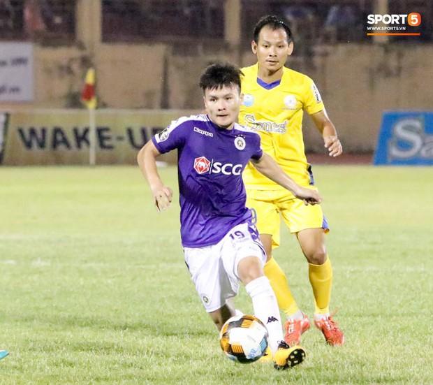 Quang Hải tiếc nuối trong ngày sinh nhật tuổi 22 khi Hà Nội FC bị cầm chân ở V.League - Ảnh 6.