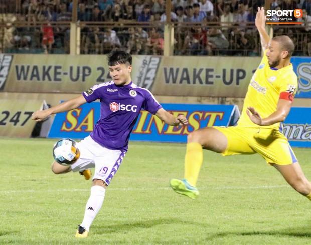 Quang Hải tiếc nuối trong ngày sinh nhật tuổi 22 khi Hà Nội FC bị cầm chân ở V.League - Ảnh 2.