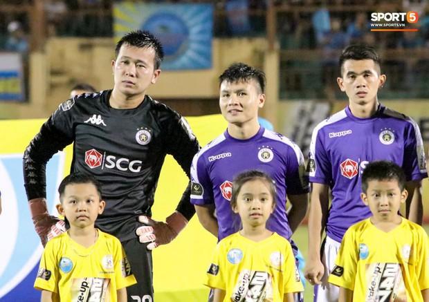 Quang Hải tiếc nuối trong ngày sinh nhật tuổi 22 khi Hà Nội FC bị cầm chân ở V.League - Ảnh 1.
