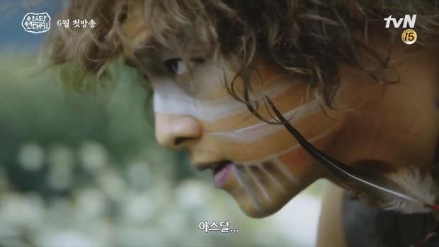 Đố Song Hye Kyo không giật mình với nhan sắc của chồng trong trailer bom tấn Asadal! - Ảnh 6.