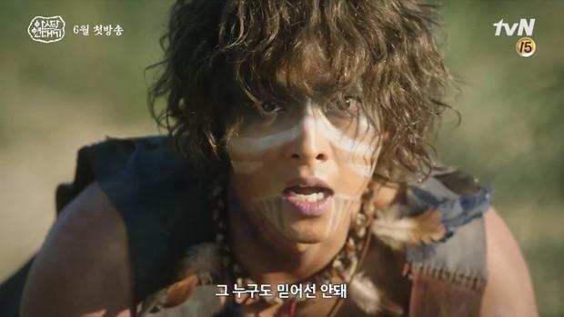 Đố Song Hye Kyo không giật mình với nhan sắc của chồng trong trailer bom tấn Asadal! - Ảnh 7.