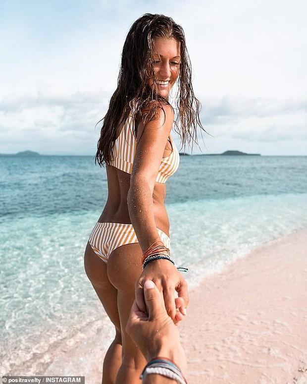 Đăng ảnh hôn nhau trên bể bơi vô cực đảo Bali, cặp đôi trai xinh gái đẹp nhận cơn mưa gạch đá từ MXH - Ảnh 3.