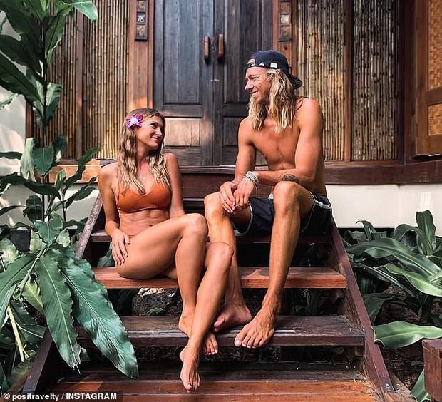 Đăng ảnh hôn nhau trên bể bơi vô cực đảo Bali, cặp đôi trai xinh gái đẹp nhận cơn mưa gạch đá từ MXH - Ảnh 4.