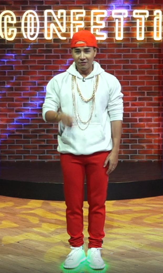 Confetti: Nguyên Khang đeo vàng, mặc đồ Hip Hop, cư dân mạng đồng loạt gọi tên Phúc XO - Ảnh 2.