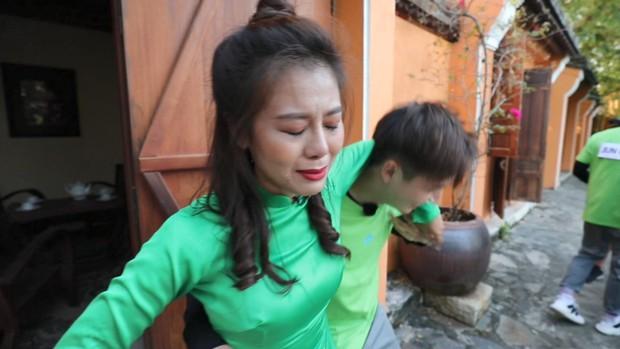 Cư dân mạng khi thấy BB Trần phản bội Nam Thư tại Running Man: Chơi vậy mới vui - Ảnh 3.